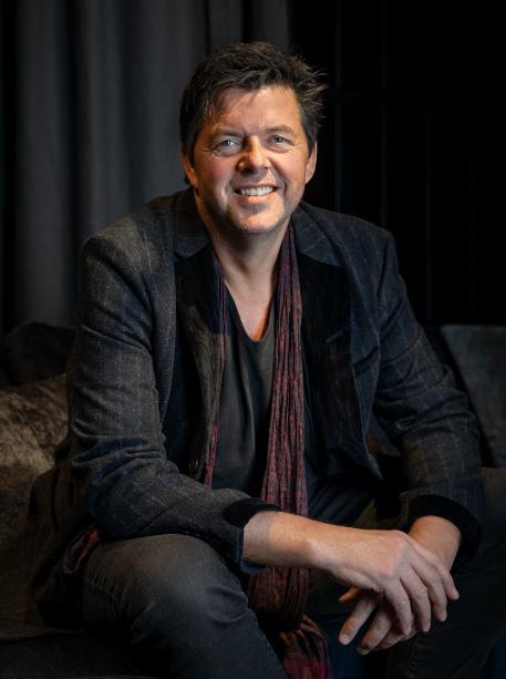 Sofa Talk with Thomas Lundgren