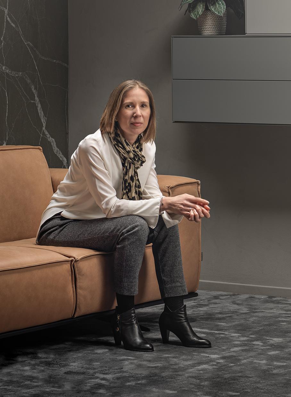 Sofa Talks with Lenka Teilmann